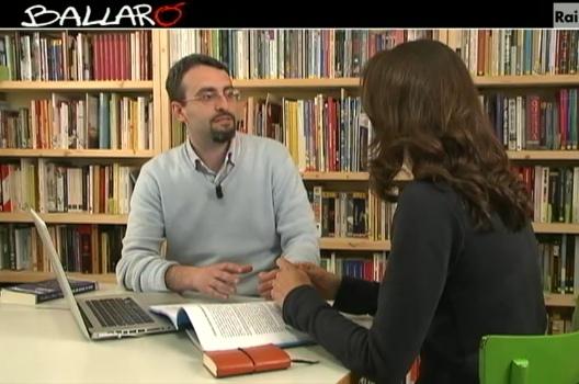 Intervistato da Ballarò, sugli sprechi della spesa militare - aprile 2013