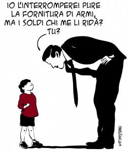 gaza-armi-forniture-italia-israele