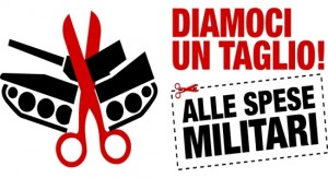 NO spese militari