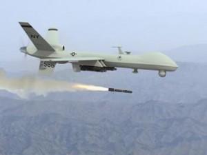 Drone armato