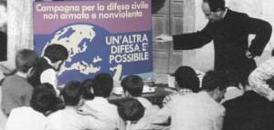 Don Milani Barbina lezione Difesa nonviolenta