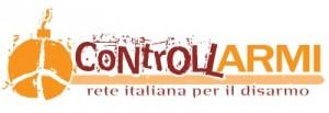 Logo Rete Disarmo Controllarmi