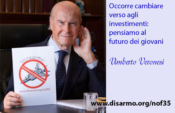 La mia collaborazione con Umberto Veronesi, uomo di scienza e Pace