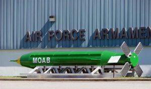 Moab superbomba