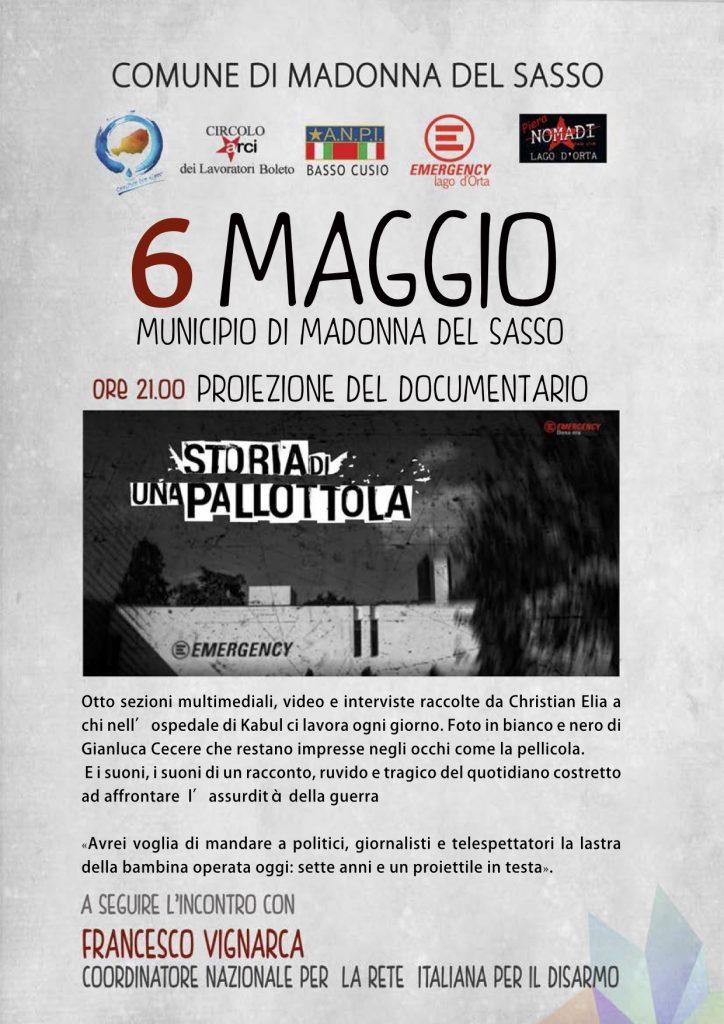 6 MAGGIO Lago Orta