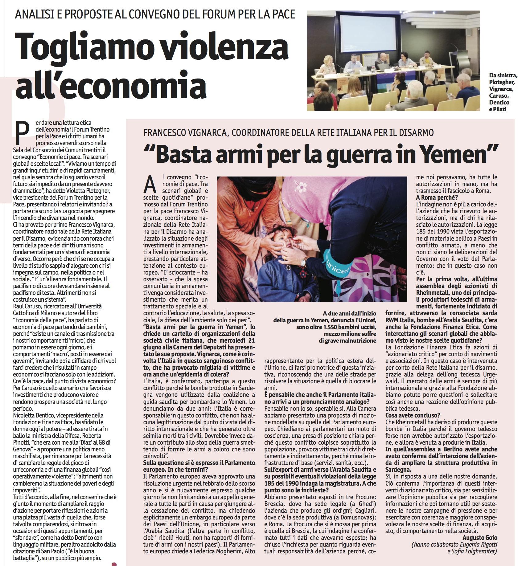 Trento_giugno 2017 convegno VT