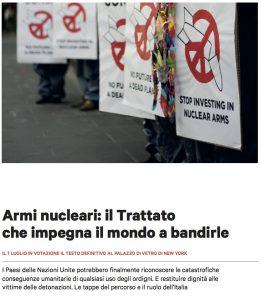 trattato nukes AE