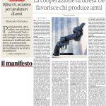 La cooperazione di difesa Ue favorisce chi produce armi