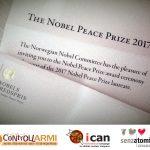 Il Premio Nobel per la Pace? «La prova che i veri realisti siamo noi»