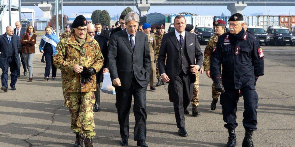 La Camera approva l'avventura militare in Niger
