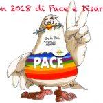 Buon 2018 di Pace e Disarmo!