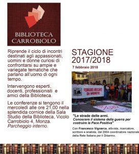Incontro Biblioteca Carrobiolo