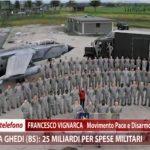 Mil€x: 25 miliardi per spese militari e presenza di ordigni nucleari a Ghedi