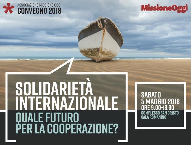 Solidarietà internazionale: quale futuro per la Cooperazione?