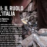 Armi: il ruolo dell'Italia in Yemen