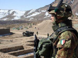Missioni militari all'estero