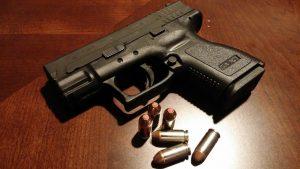 possesso armi pistola