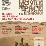 In Sardegna per incontri su Pace e Disarmo