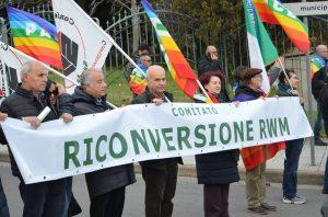 Azioni Riconversione RWM
