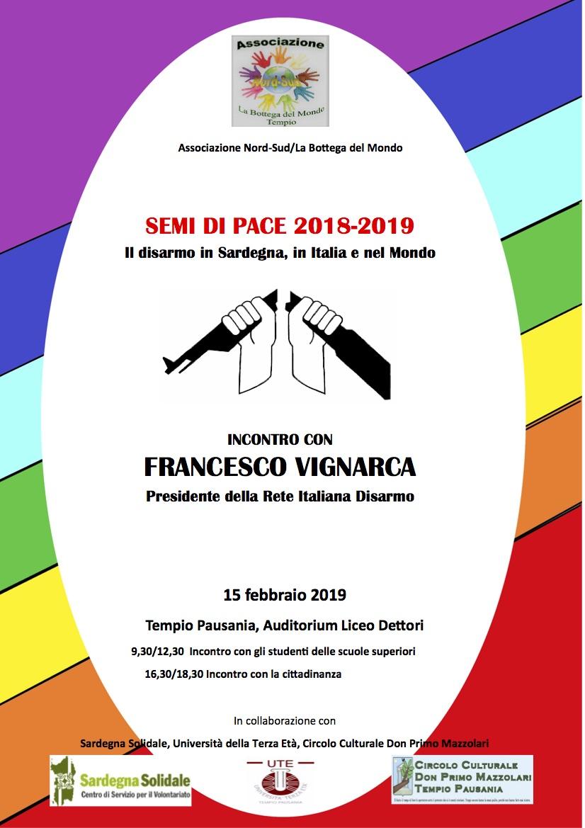locandina Tempio Pausania 2019