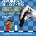 A Barcellona, per raccontare le azioni di Rete Disarmo