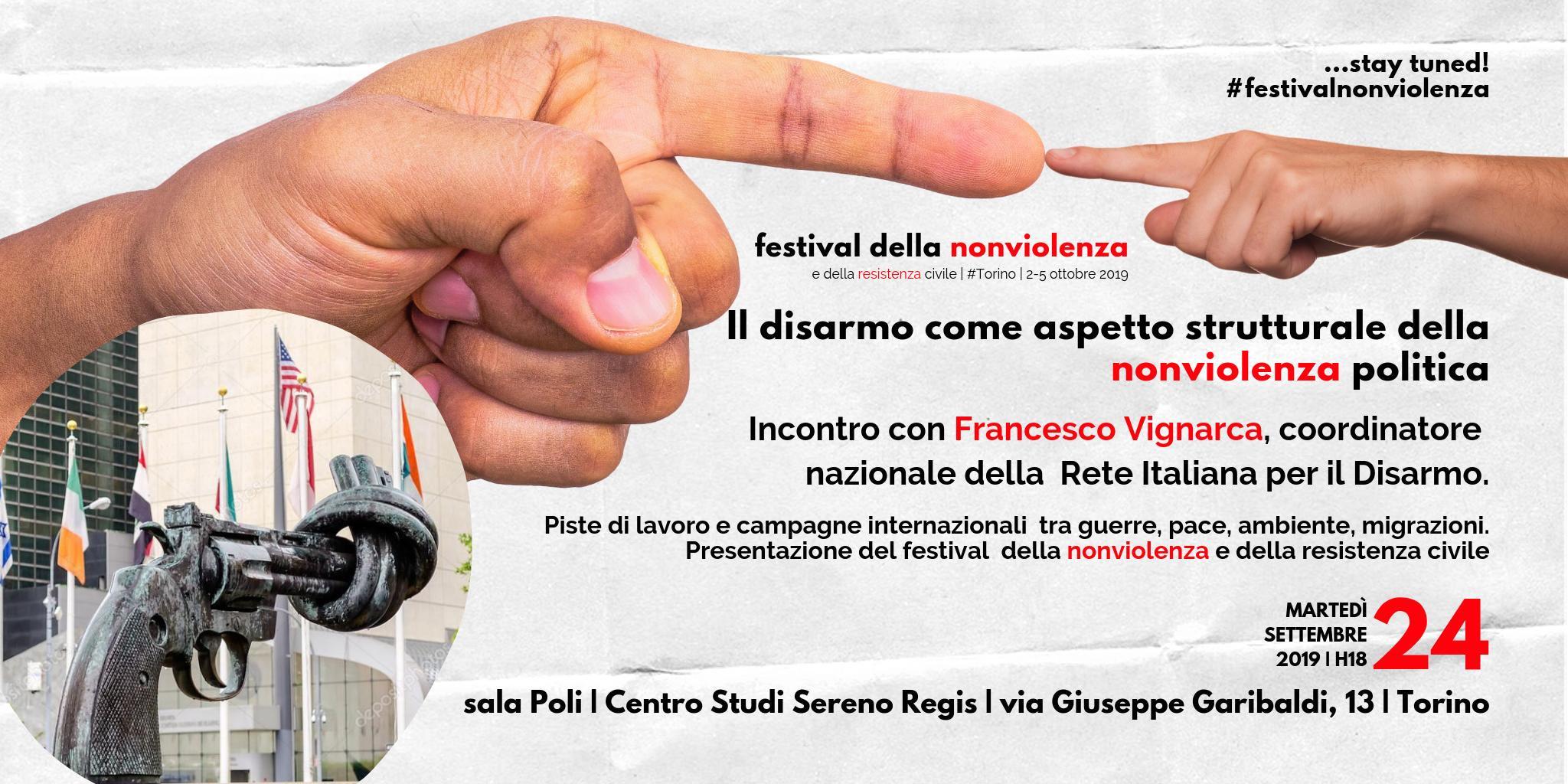 Torino settembre 2019 Sereno Regis