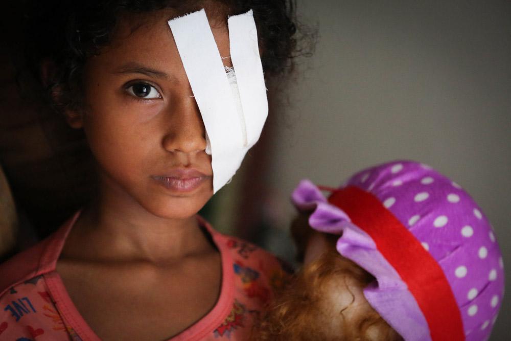 Yemen Save The Children stop armi